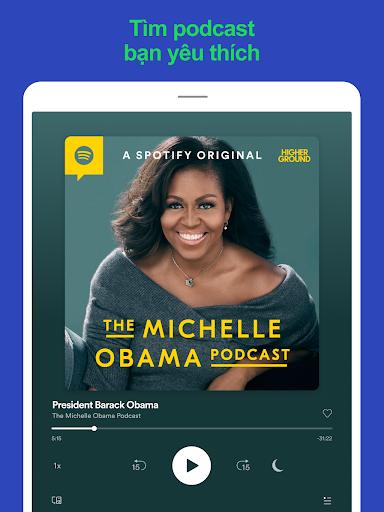 Spotify - Nghe nhạc hay, tìm podcast hữu ích - Ảnh chụp màn hình 9