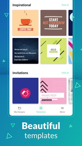 Pinreel - Social Media Video Maker - screenshot 1