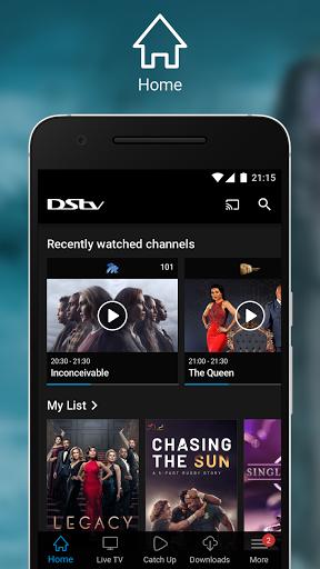 DStv - Ảnh chụp màn hình 0