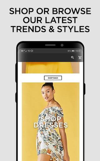 Online Shopping - Fashion - Zando.co.za - Ảnh chụp màn hình 1