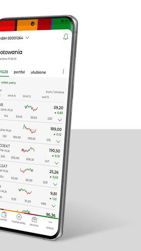 mBank Giełda - screenshot 1