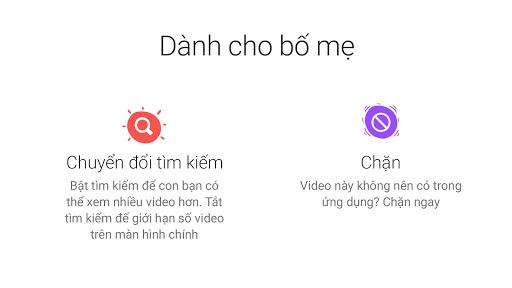YouTube Kids - Ảnh chụp màn hình 4