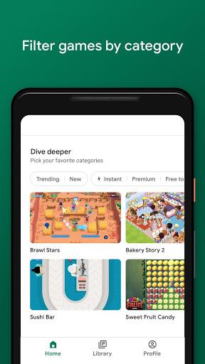 Google Play Trò chơi - Ảnh chụp màn hình 3