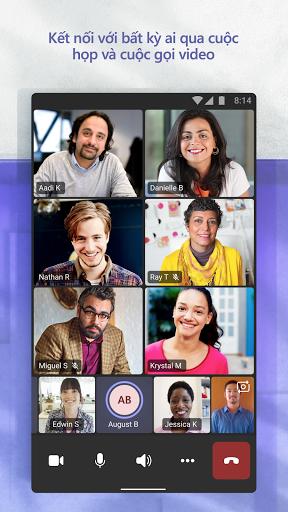 Microsoft Teams - Ảnh chụp màn hình 2