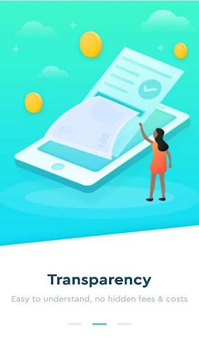 Aloan - Easy Loan, Online Cash in ZA - Ảnh chụp màn hình 0