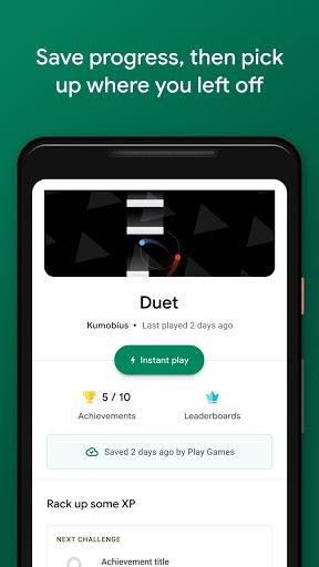 Google Play Trò chơi - Ảnh chụp màn hình 2