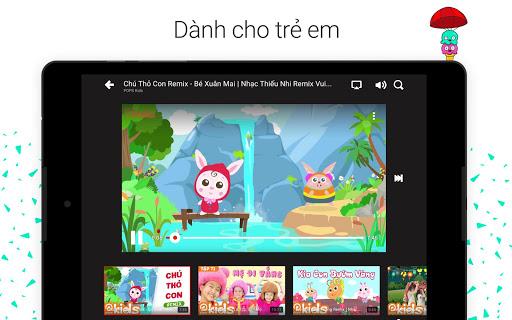 YouTube Kids - Ảnh chụp màn hình 8