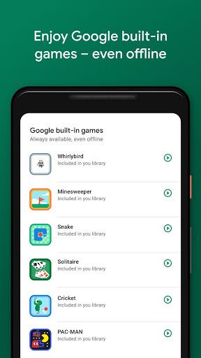 Google Play Trò chơi - Ảnh chụp màn hình 1