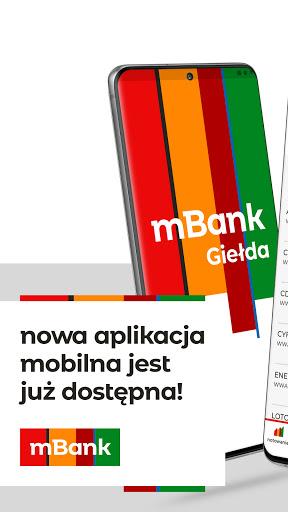 mBank Giełda - screenshot 0