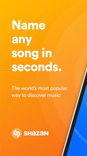 Shazam: Discover songs & lyrics in seconds - Ảnh chụp màn hình 0