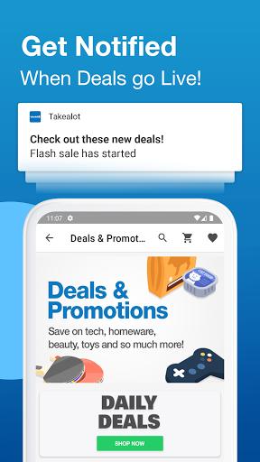 Takealot – SA's #1 Online Mobile Shopping App - Ảnh chụp màn hình 6