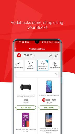 My Vodacom SA - Ảnh chụp màn hình 2