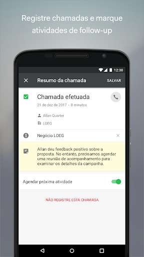 Pipedrive – CRM de Vendas - captura de ecrã 1