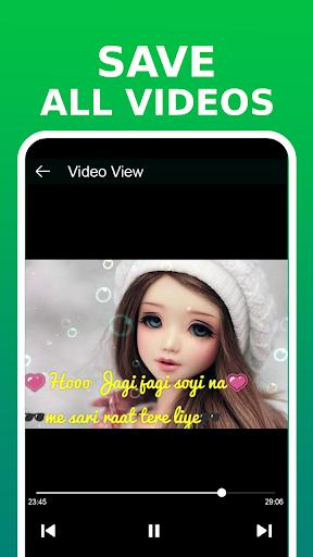 Status Saver for WhatsApp: Video Status Downloader - Ảnh chụp màn hình 8