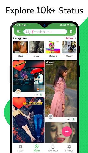 Status Saver - Download for Whatsapp - Ảnh chụp màn hình 2