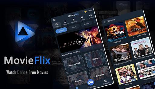 MovieFlix - Free Online Movies & Web Series in HD - Ảnh chụp màn hình 2