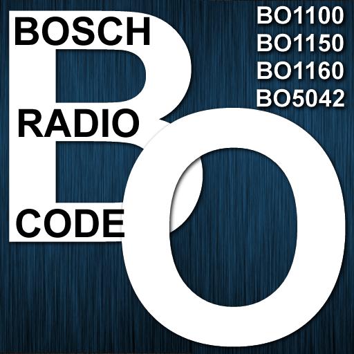 Radio Code DeBoschCoder