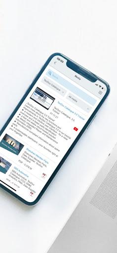 TecDoc Catalogue Mobile - captura de ecrã 2