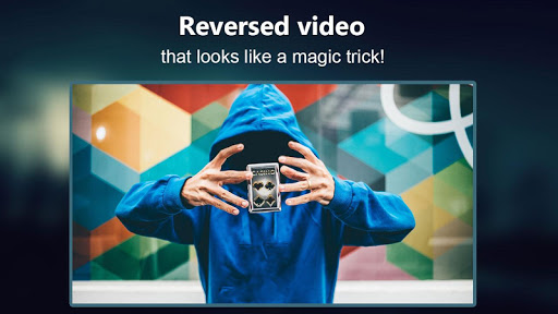 Reverse Movie FX - magic video - screenshot 0