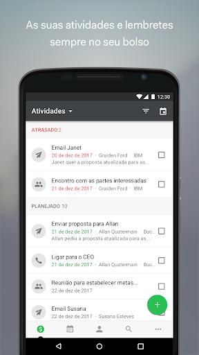Pipedrive – CRM de Vendas - captura de ecrã 7