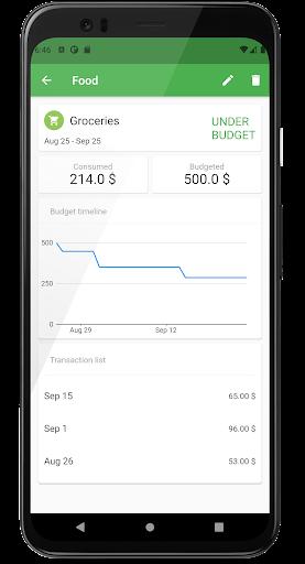 Numus: Expense, Savings & Income Tracker - screenshot 3