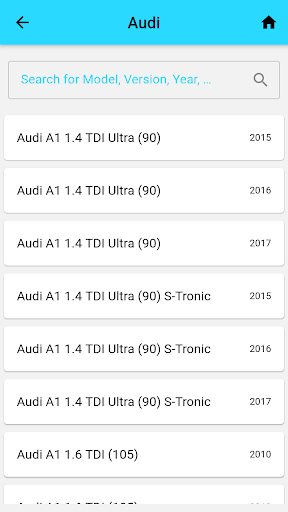All Vehicles Guide (All Vehicles Database) - screenshot 3