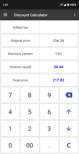 ClevCalc - Calculator - screenshot 4