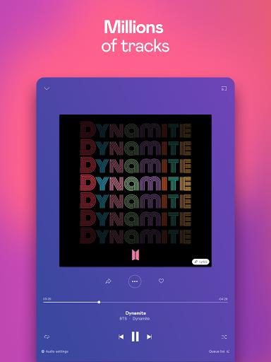 Deezer Music Player: Songs, Playlists & Podcasts - Ảnh chụp màn hình 8
