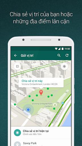 WhatsApp Messenger - Ảnh chụp màn hình 4