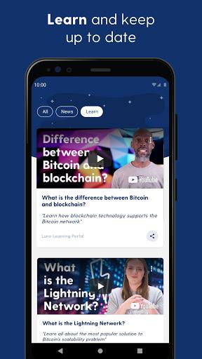 Luno: Buy Bitcoin, Ethereum and Cryptocurrency - Ảnh chụp màn hình 4