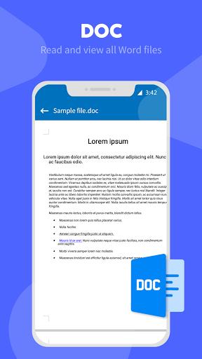 All Document Reader: PDF, excel, word, Documents - Ảnh chụp màn hình 2