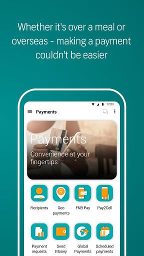 FNB Banking App - Ảnh chụp màn hình 4