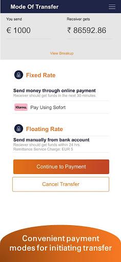 Money2India Europe - screenshot 6