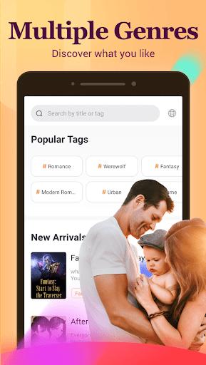 MiduNovel - All Free Novels & Good Stories - Ảnh chụp màn hình 4