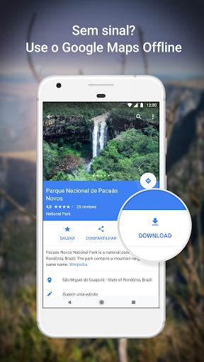 Google Maps - captura de ecrã 5