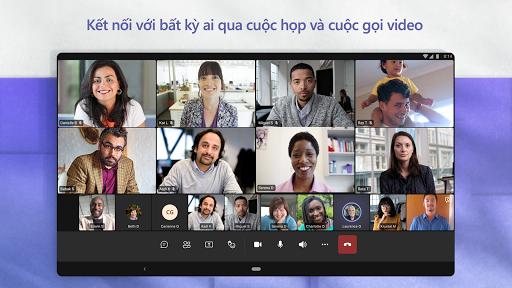Microsoft Teams - Ảnh chụp màn hình 9