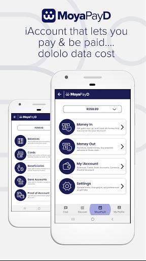 Moya App #datafree - Ảnh chụp màn hình 2
