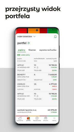 mBank Giełda - screenshot 4