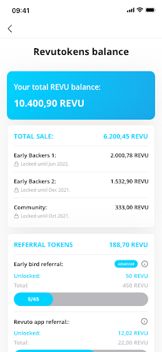 Revuto - screenshot 4