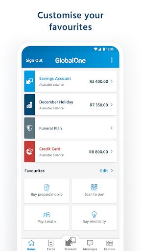 Capitec Bank - Ảnh chụp màn hình 0