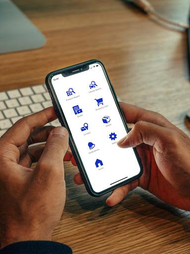 TecDoc Catalogue Mobile - captura de ecrã 6