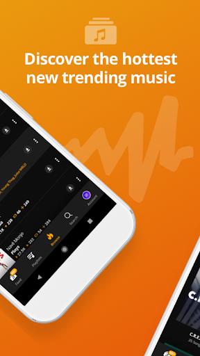 Audiomack: Download New Music Offline Free - Ảnh chụp màn hình 2