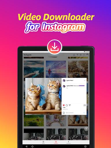 Video Downloader for Instagram, Reels, Story Saver - Ảnh chụp màn hình 8