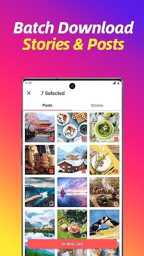 Video Downloader for Instagram, Reels, Story Saver - Ảnh chụp màn hình 3