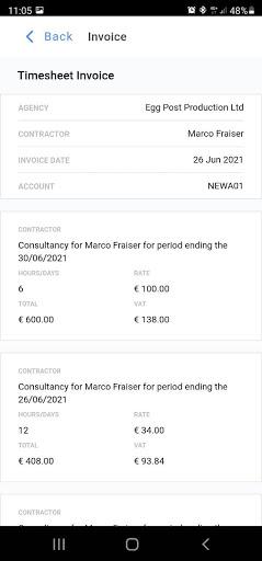 Icon Accounting - screenshot 1