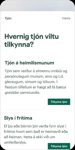 TM - Hugsum í framtíð - screenshot 4