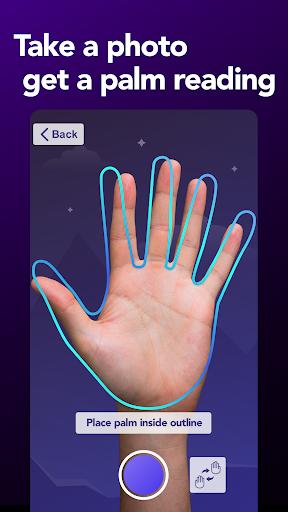 FortuneScope: live palm reader and fortune teller - Ảnh chụp màn hình 1