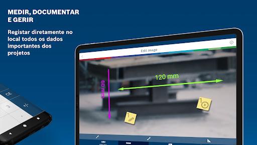 Bosch Toolbox - captura de ecrã 3