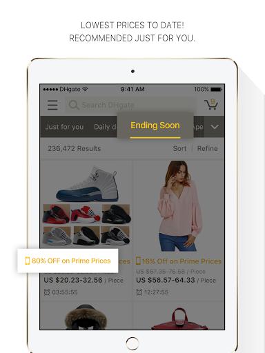 DHgate - online wholesale stores - Ảnh chụp màn hình 6