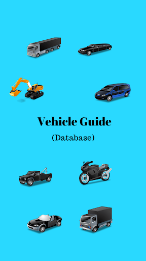 All Vehicles Guide (All Vehicles Database) - screenshot 0